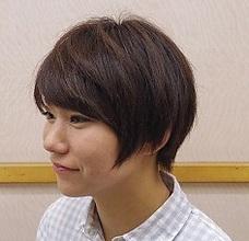 隠しツーブロックのアレンジボブ|美容室/美容院 Run アールアン  平塚 川本 梨乃のヘアスタイル