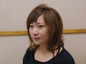 ふわっとナチュラルレイヤー|美容室/美容院 Run アールアン  平塚 川本 梨乃のヘアスタイル