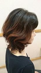 柔らかさを生むフェミニンstyle|美容室/美容院 Run アールアン  平塚 三村 亜里沙のヘアスタイル