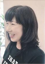 うねりを活かしたふんわりロング|美容室/美容院 Run アールアン  平塚 三村 亜里沙のヘアスタイル