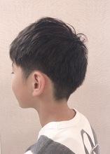爽やかナチュラルショート|美容室/美容院 Run アールアン  平塚のキッズヘアスタイル