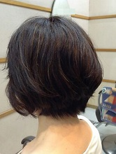 パッと明るくする華やかボブ|美容室/美容院 Run アールアン  平塚のヘアスタイル