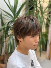 さわやかショートカット|美容室/美容院 Run アールアン  平塚のメンズヘアスタイル