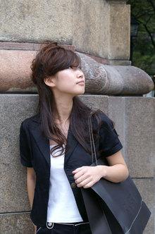 |radiant 甲子園口店のヘアスタイル