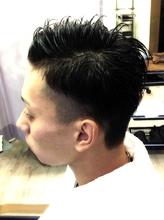 7:3パート|Radiantのメンズヘアスタイル