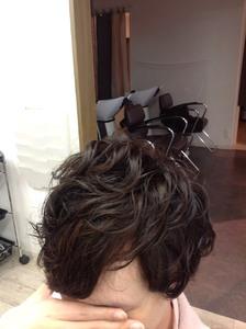 3Dカラー Radiantのヘアスタイル
