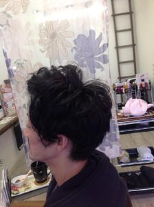 パーマスタイル Radiantのヘアスタイル