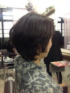 ふんわり☆ショートスタイル Radiantのヘアスタイル