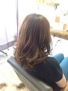 ロブヘア☆ Radiantのヘアスタイル