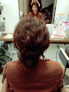 波ウェーブ★アレンジ|Radiantのヘアスタイル