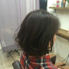 ボブスタイル|Radiant 磯部梨菜のヘアスタイル