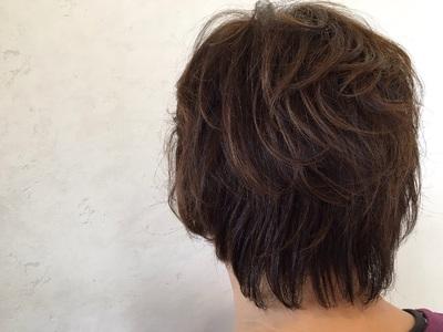 くせ毛スタイル|Radiantのヘアスタイル