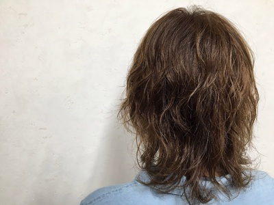 オリーブアッシュ|Radiantのヘアスタイル