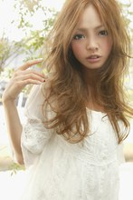 |releaseのヘアスタイル