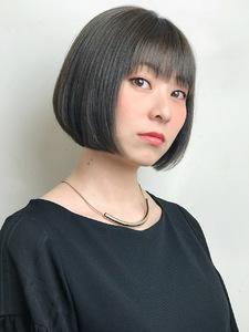 ボブ|RENJISHI KICHIJOJIのヘアスタイル