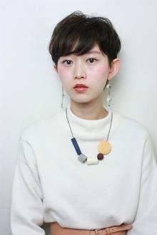 ネープレスショート|RENJISHI KICHIJOJIのヘアスタイル