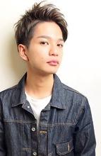 ツーブロックメンズショート|RENJISHI KICHIJOJIのメンズヘアスタイル