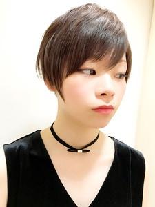 ネープレスベリーショート|RENJISHI KICHIJOJIのヘアスタイル