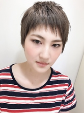 ハイトーンベリーショート|RENJISHI KICHIJOJIのヘアスタイル