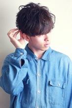 ソフトドライマッシュ|RENJISHI KICHIJOJIのメンズヘアスタイル