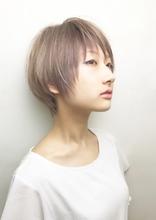ベルムーンショート|RENJISHI KICHIJOJIのヘアスタイル