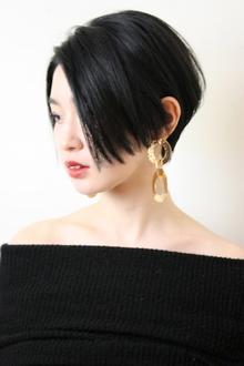 大人キレイなショートボブ|RENJISHI KICHIJOJIのヘアスタイル