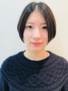 ボールショートボブ|RENJISHI KICHIJOJIのヘアスタイル