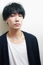 ラフカールショート|RENJISHI KICHIJOJIのメンズヘアスタイル