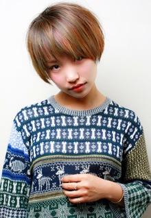 ツーブロマッシュのベリーショート|RENJISHI KICHIJOJIのヘアスタイル