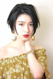 大人かわいいショートボブ|RENJISHI KICHIJOJIのヘアスタイル
