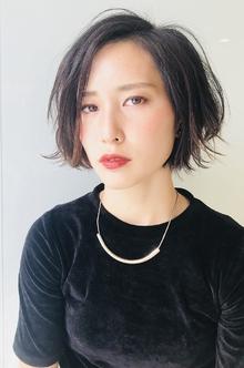 ラフスタイリングボブ|RENJISHI KICHIJOJIのヘアスタイル
