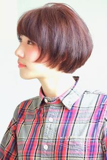 やわらか質感のショートボブ|RENJISHI KICHIJOJIのヘアスタイル