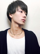 マッシュショート|RENJISHI KICHIJOJIのヘアスタイル