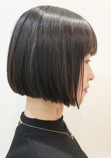 マチルダぱっつんボブ|RENJISHI KICHIJOJIのヘアスタイル