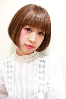 ふんわりボブ|RENJISHI KICHIJOJIのヘアスタイル