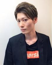 大人ウエットショート|RENJISHI KICHIJOJIのヘアスタイル