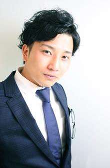 今年イチオシ☆リバース風パーマヘア|RENJISHI KICHIJOJIのヘアスタイル