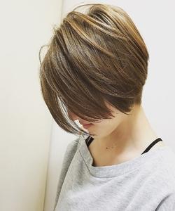 クールなハイトーンショート|RENJISHI KICHIJOJIのヘアスタイル
