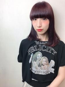 ★うるつやストレートロング☆|RENJISHI KICHIJOJIのヘアスタイル