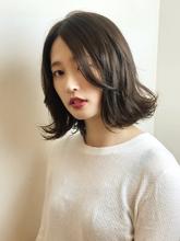 抜け感ボブ|RENJISHI KICHIJOJI 宮本 華早のヘアスタイル