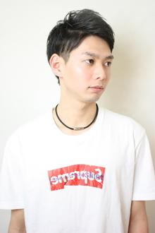 刈り上げフレッシュアップバング|RENJISHI KICHIJOJIのヘアスタイル