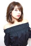 大人ミディ|RENJISHI KICHIJOJIのヘアスタイル