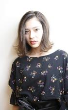 外ハネボブ|RENJISHI KICHIJOJI 石元 浩幸のヘアスタイル