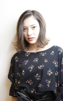 外ハネボブ|RENJISHI KICHIJOJIのヘアスタイル