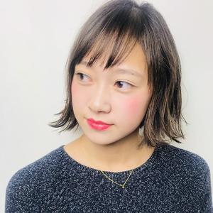 フェミニンカールボブ|RENJISHI KICHIJOJIのヘアスタイル