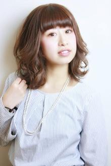 無造作ラフカール|RENJISHI KICHIJOJIのヘアスタイル