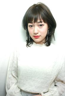 ウルフレイヤー|RENJISHI KICHIJOJIのヘアスタイル