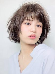 色っぽニュアンスボブ|RENJISHI KICHIJOJIのヘアスタイル