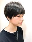 黒髪オトナショート|RENJISHI KICHIJOJIのヘアスタイル