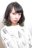 ゆるふわカールミディ|RENJISHI KICHIJOJIのヘアスタイル